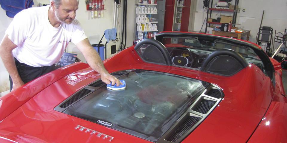 Automorphose Car wash detailing charleroi en Belgique