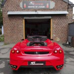 Automorphose Car wash detailing charleroi en Belgique